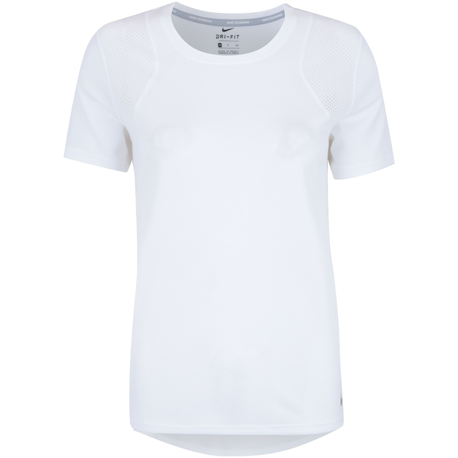 4bf56beafcf Camiseta Nike Run Top SS - Feminina