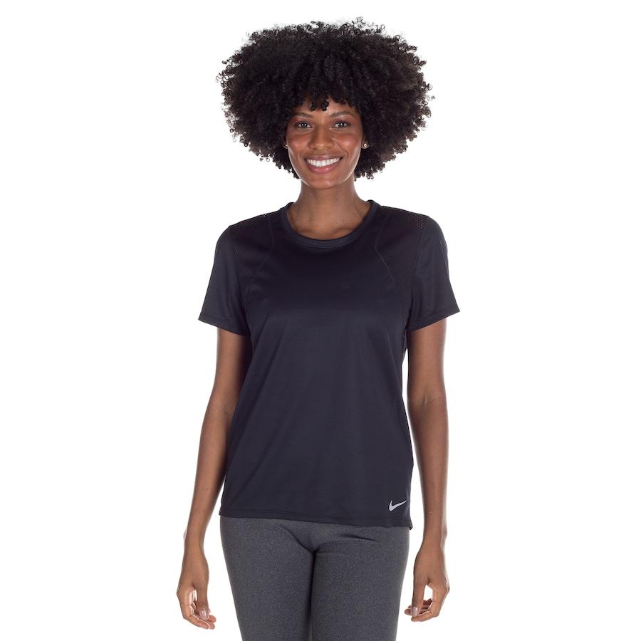 Camiseta Nike Run Top SS - Feminina