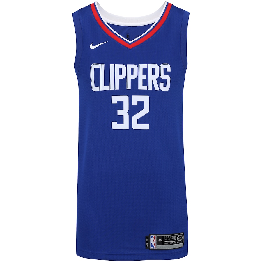 a7fb46287 Camisa Regata Nike NBA Los Angeles Clippers Swingman Jersey Road - Masculina