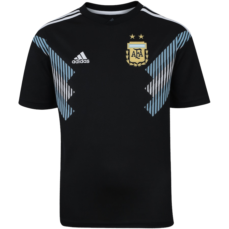 fbf500183 Camisa Argentina II 2018 adidas - Infantil