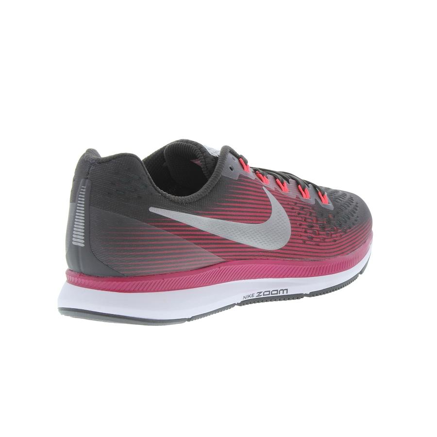 low priced a42ff c7943 Tênis Nike Air Zoom Pegasus 34 Gem - Feminino