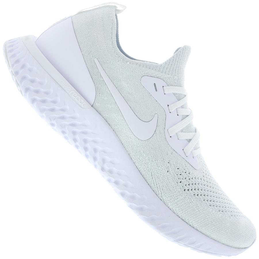huge discount d4e16 c93ce Tênis Nike Epic React Flyknit - Masculino