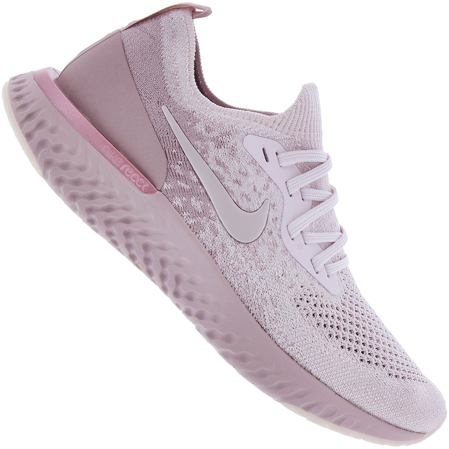 4d1836f09e Tênis Nike Epic React Flyknit - Feminino
