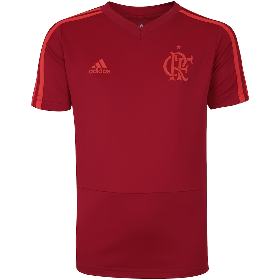 0f0ddc0fd462c Camisa de Treino do Flamengo 2018 adidas - Infantil