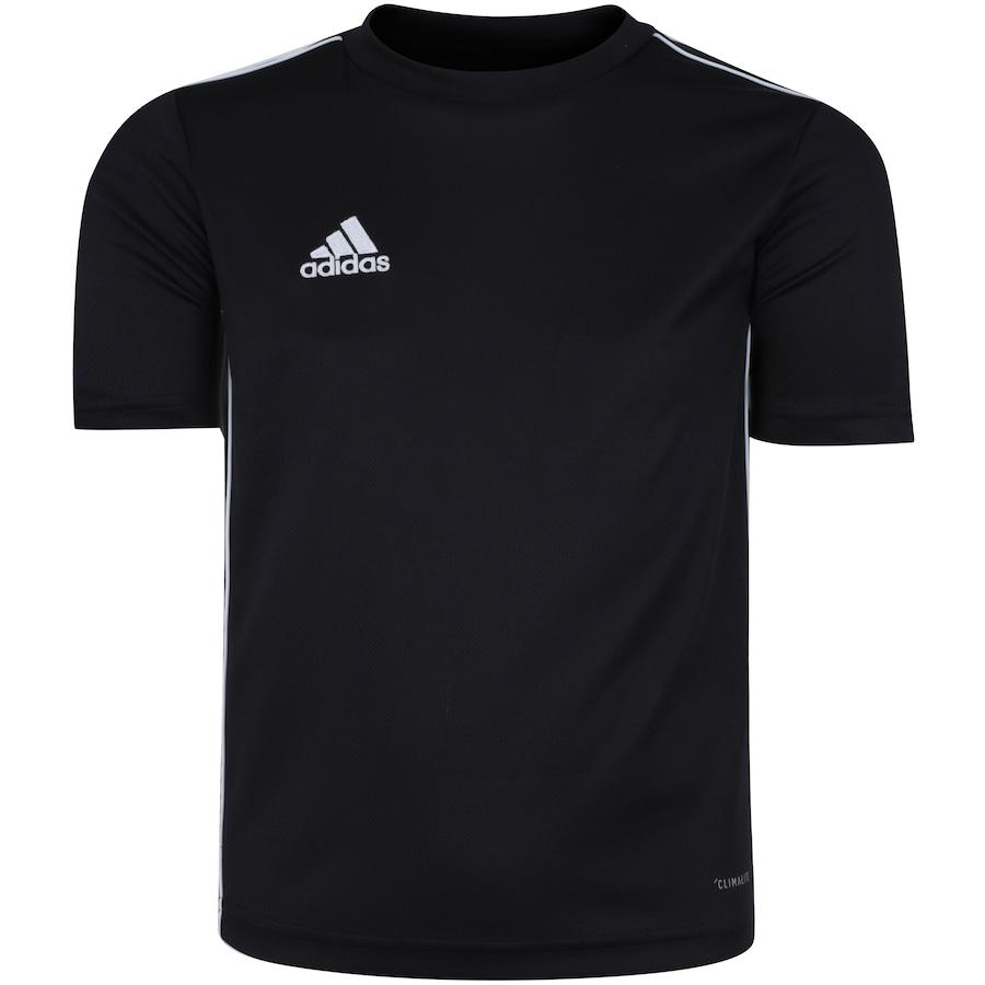 bdd9e84924 Camisa adidas Core 18 - Infantil