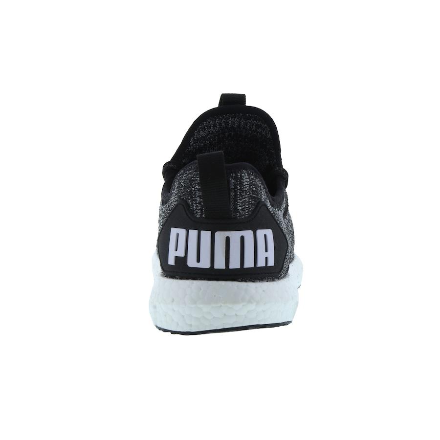 86efb0a8052 tênis puma masculino. Carregando zoom. Tênis Puma Mega Nrgy Knit Feminino  Roxo
