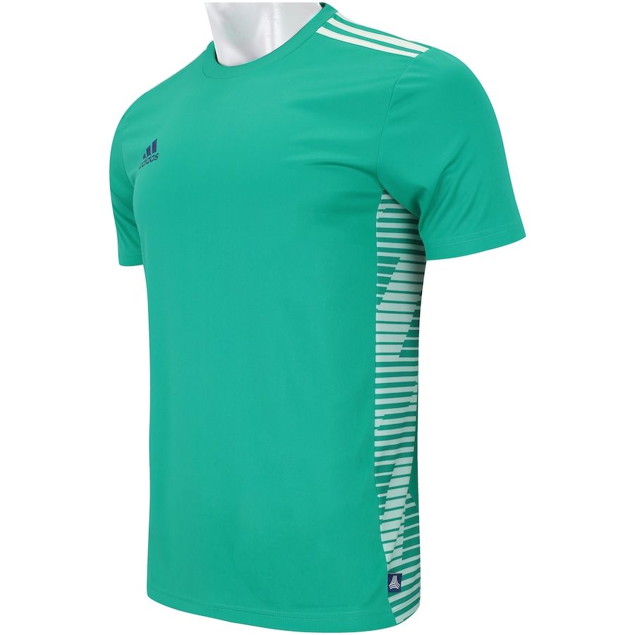 Camisa adidas Tango CL - Masculina f84ac5db668