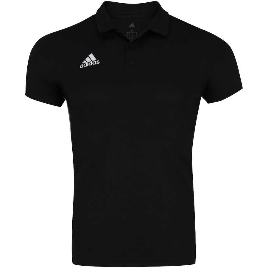 Camisa Polo adidas Core 18 - Masculina 1c79b213d7522
