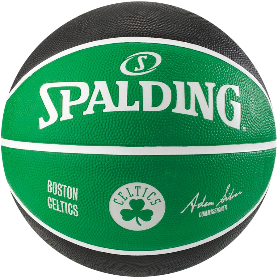 fd78dc054e Bola de Basquete Spalding NBA Boston Celtics Team 7