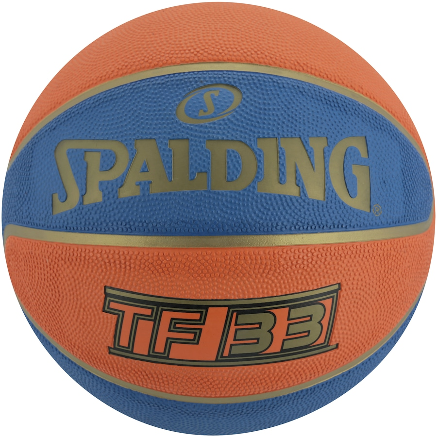 Bola de Basquete Spalding TF-33 Official Game Ball 6 0f4ed23091e83