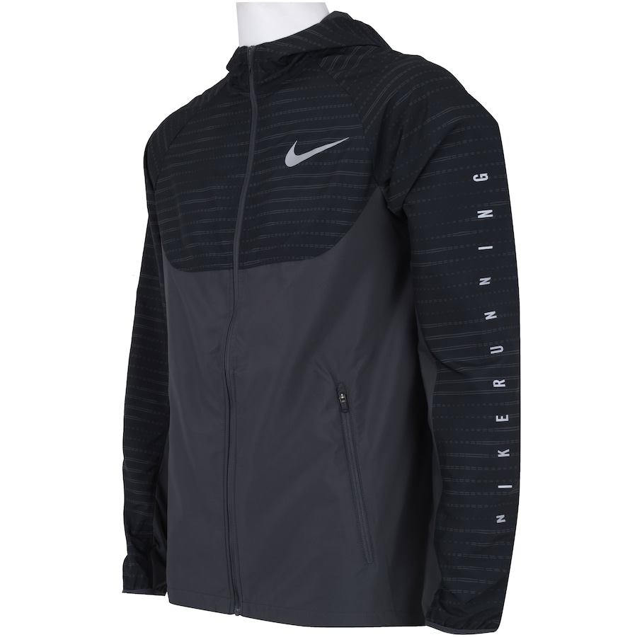 ... Jaqueta Impermeável com Capuz Nike Essential HD NV - Masculina  a2a50cd74303f5 ... eb127dbab5e9d