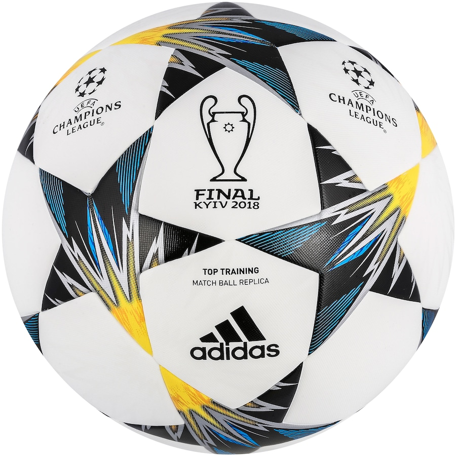 Bola de Futebol de Campo adidas Final da Champions League 2018 Kiev Top  Training . eea1488ab0b87