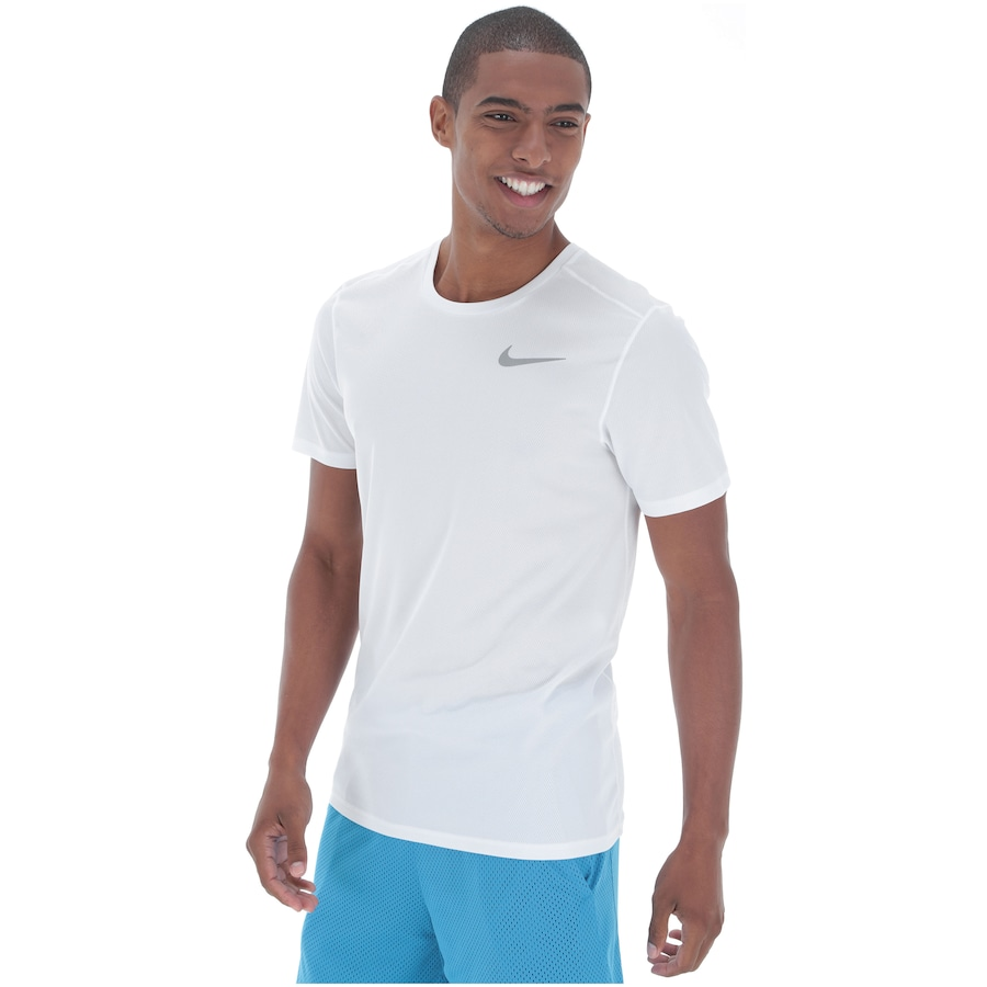 76b94578ea Camiseta Nike Run Top SS - Masculina