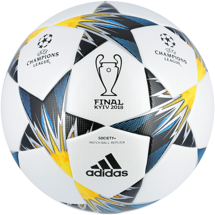 Bola Society adidas Final da Champions League 2018 Kiev Top f2a25c1f05be6