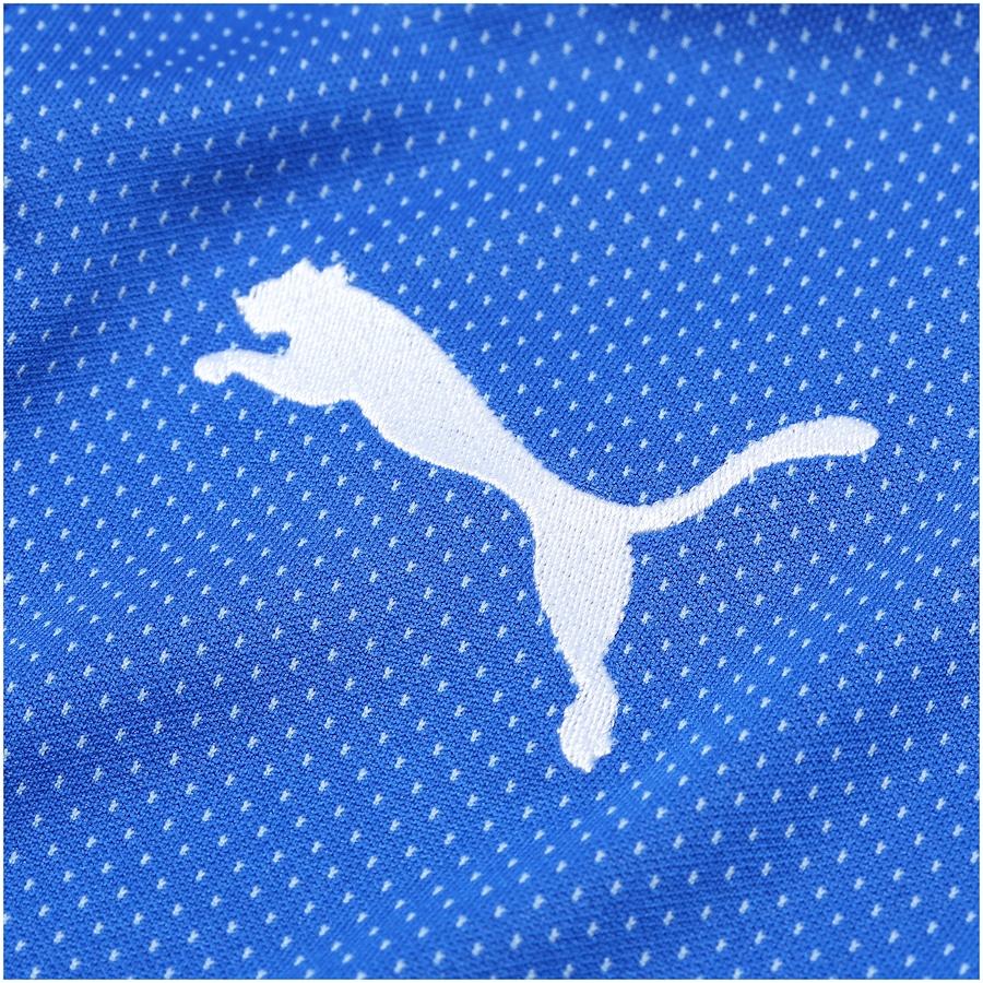 Camisa Itália I 2018 Puma - Masculina c1c5e863bf4