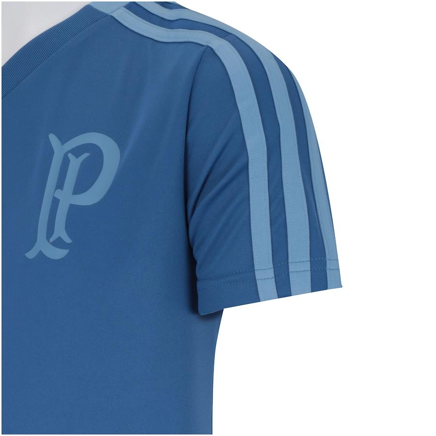 Camisa de Treino do Palmeiras 2018 adidas - Infantil a20cd0fb8f11e
