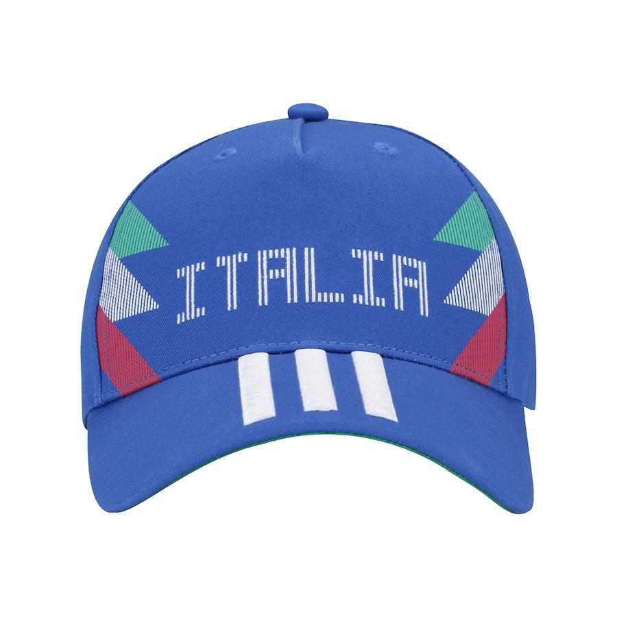 Boné Aba Curva Itália 3S 2018 adidas - Snapback - Adulto 5a13b408551
