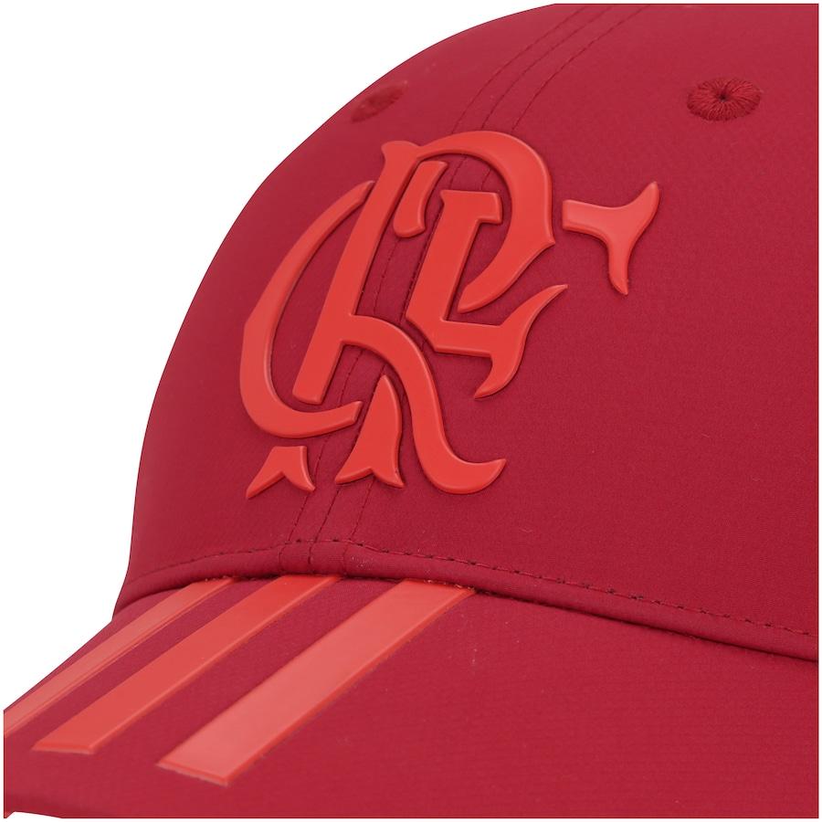 Boné Aba Curva do Flamengo CL 2018 adidas - Strapback - Adulto 1813dd6cf3e0c