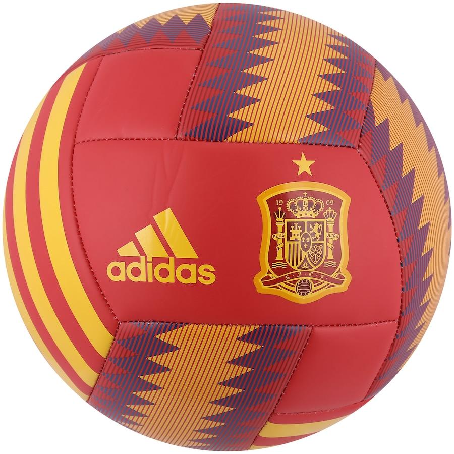 853f2a1dd8183 Bola de Futebol de Campo Espanha 2018 adidas