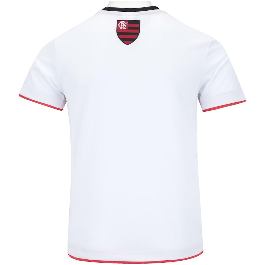 Camiseta do Flamengo Fire - Infantil 73ecbc809ec1a