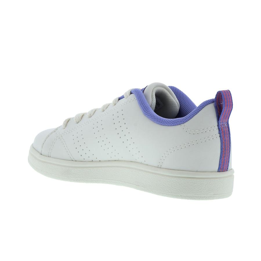 5f4dd4145 Tênis adidas VS Advantage Clean K Feminino - Infantil