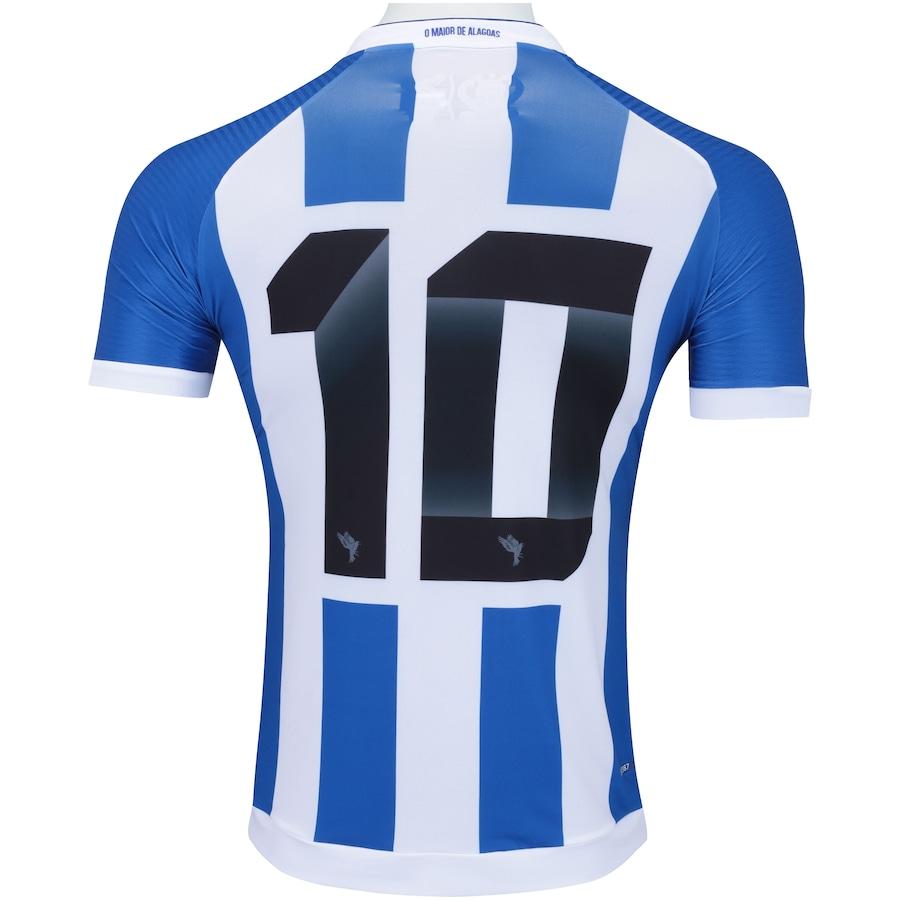 8d41808daf Camisa do CSA I 2018 nº 10 Azulão - Masculina