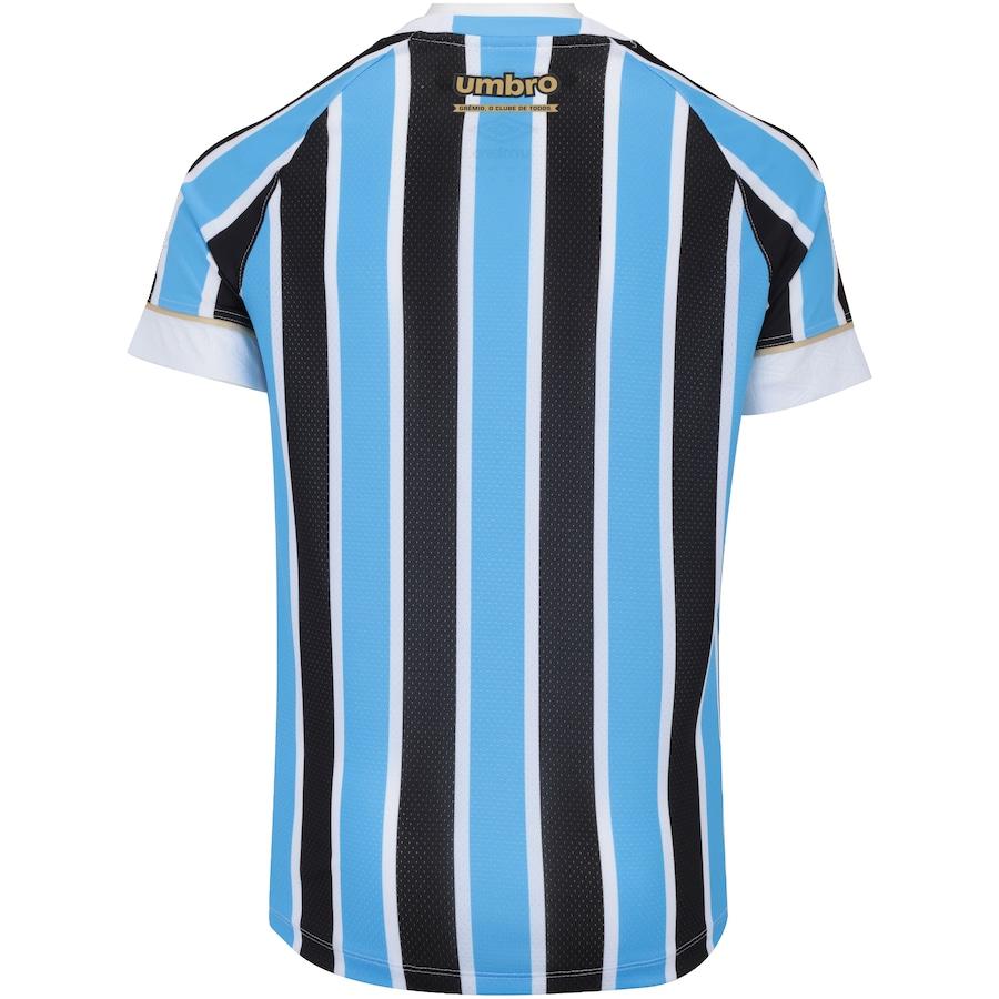 Camisa do Grêmio I 2018 Umbro - Infantil f3ee2a78f