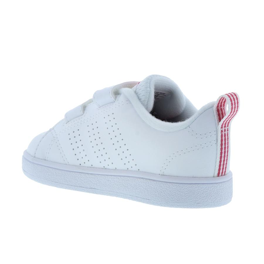 5a23db80be Tênis para Bebê adidas VS Advantage Clean Feminino Infantil