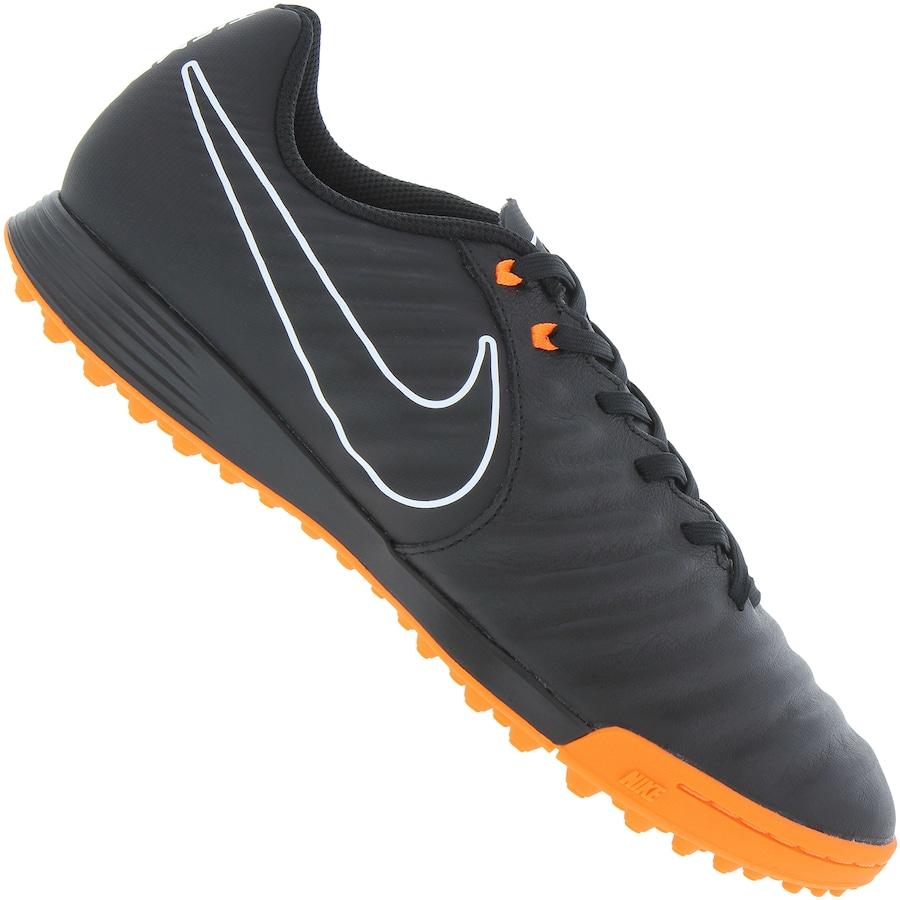 3513dcc0a1 Chuteira Society Nike Tiempo Legend X 7 Academy TF - Adulto
