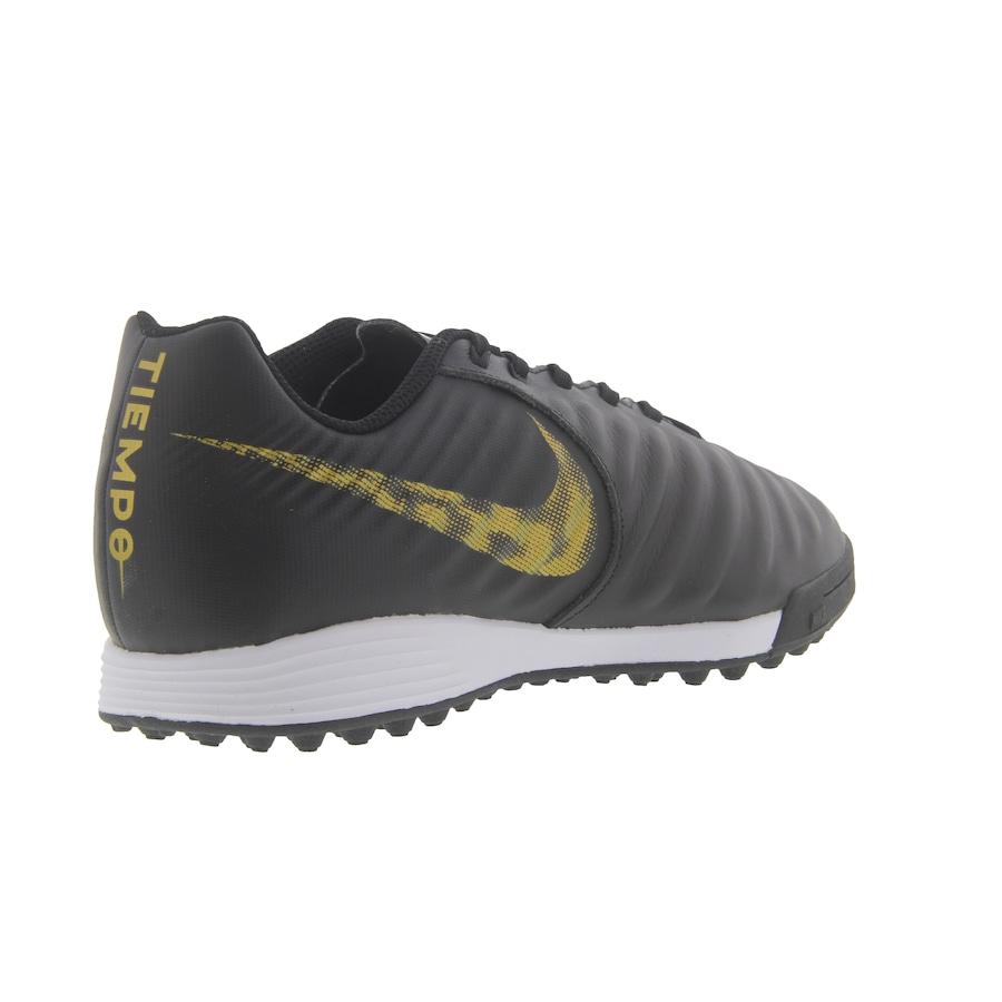 bf60d442f1 Chuteira Society Nike Tiempo Legend X 7 Academy TF - Adulto