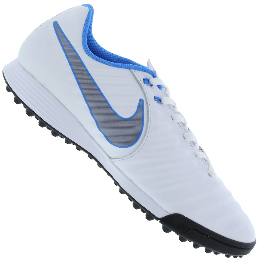 0db5b5ae23 Chuteira Society Nike Tiempo Legend X 7 Academy TF - Adulto