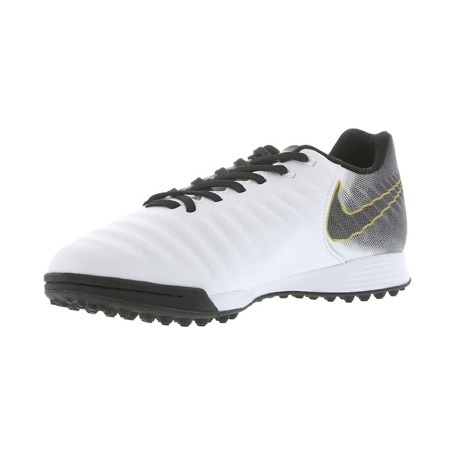 Chuteira Society Nike Tiempo Legend X 7 Academy TF - Adulto 63bbdb53ceba6