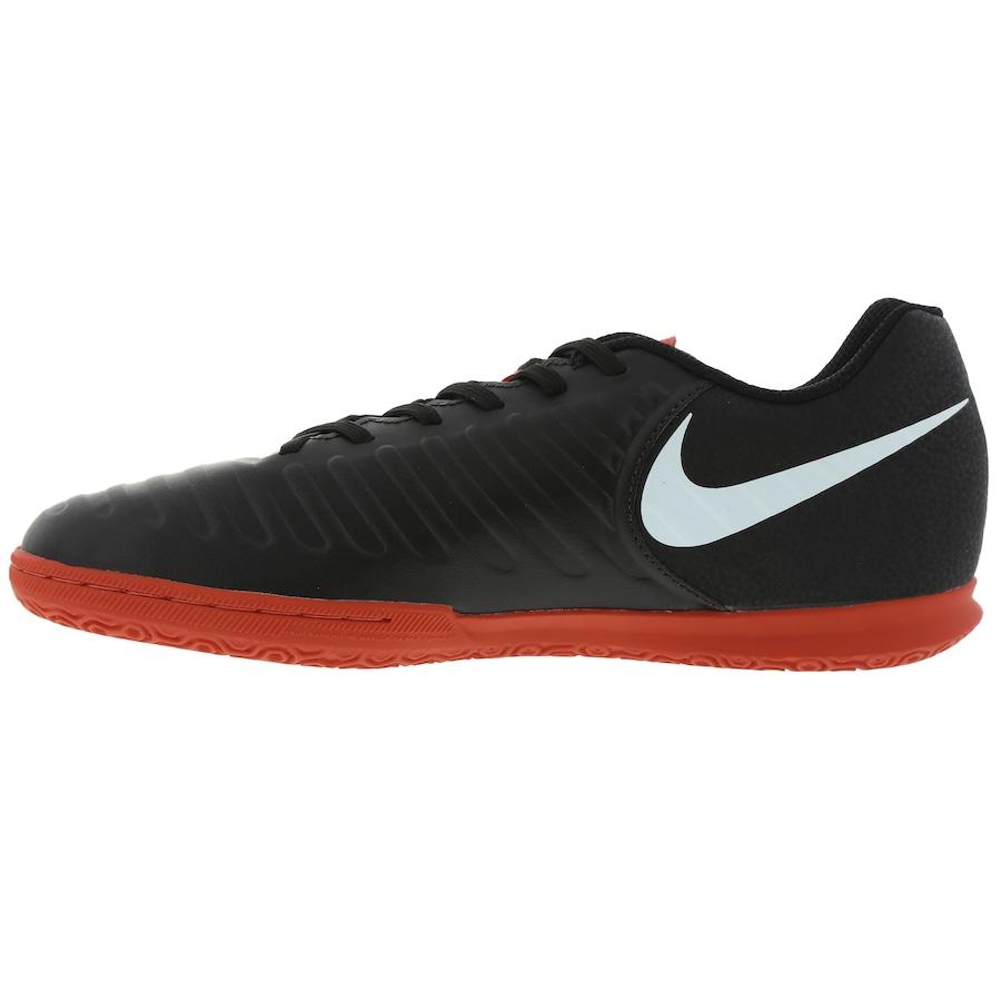 3349b46ce2fea Chuteira Futsal Nike Tiempo Legend X 7 Club IC - Adulto