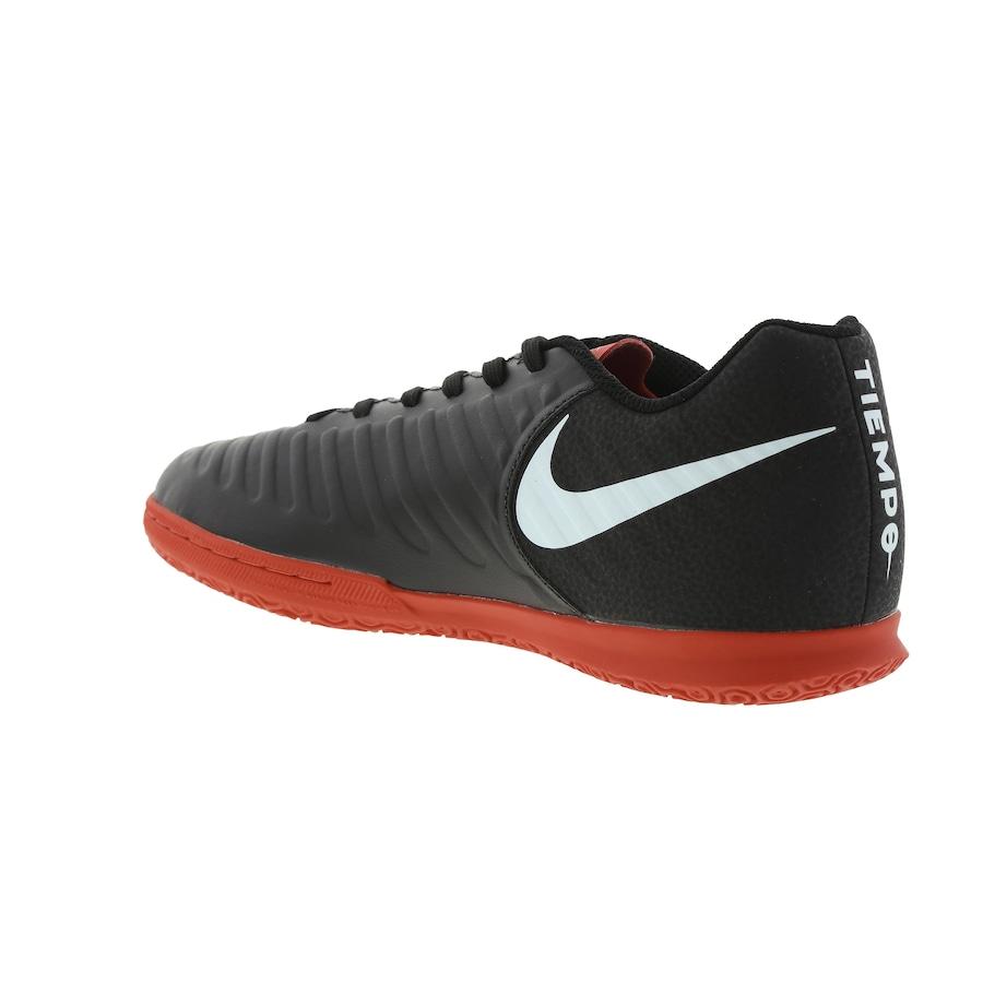 Chuteira Futsal Nike Tiempo Legend X 7 Club IC - Adulto e26c775ec943b