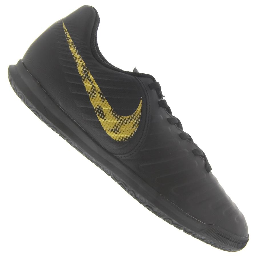 san francisco 408e7 e2088 Chuteira Futsal Nike Tiempo Legend X 7 Club IC - Adulto