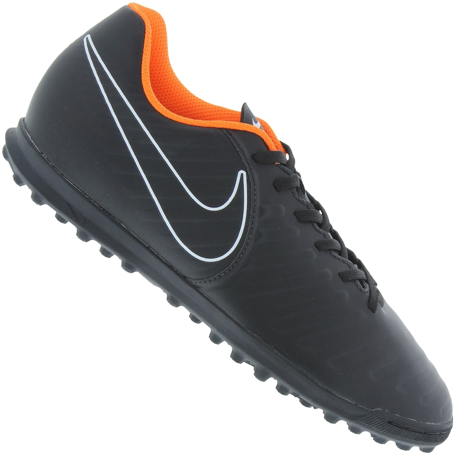 5b5a6afe75fb0 Chuteira Society Nike Tiempo Legend X 7 Club TF - Adulto
