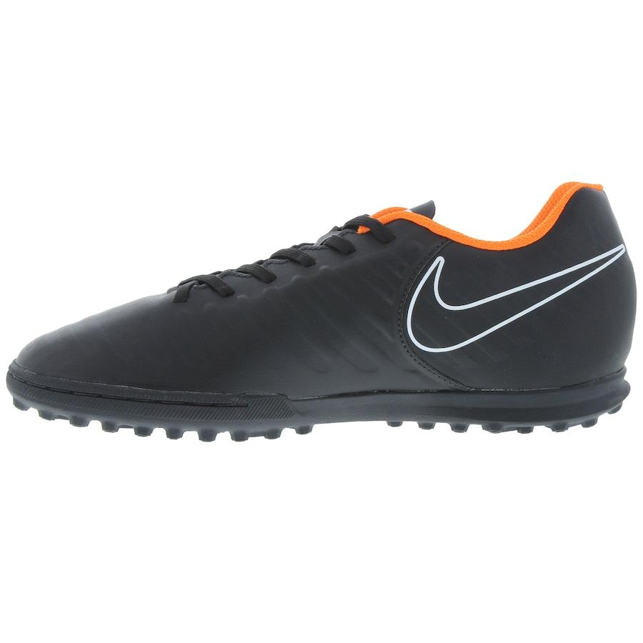 2ca6f466e6a71 Chuteira Society Nike Tiempo Legend X 7 Club TF - Adulto