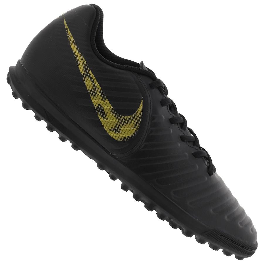 Chuteira Society Nike Tiempo Legend X 7 Club TF - Adulto 5acf2d3efd70a