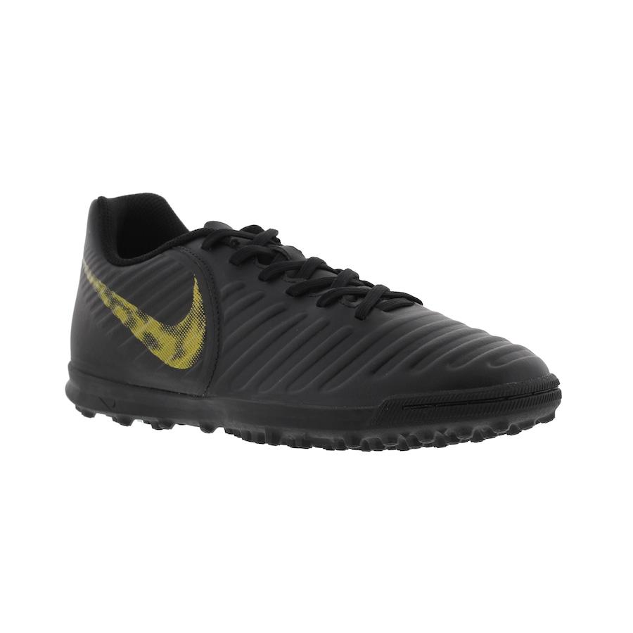 Chuteira Society Nike Tiempo Legend X 7 Club TF - Adulto 36ef7fef121e9