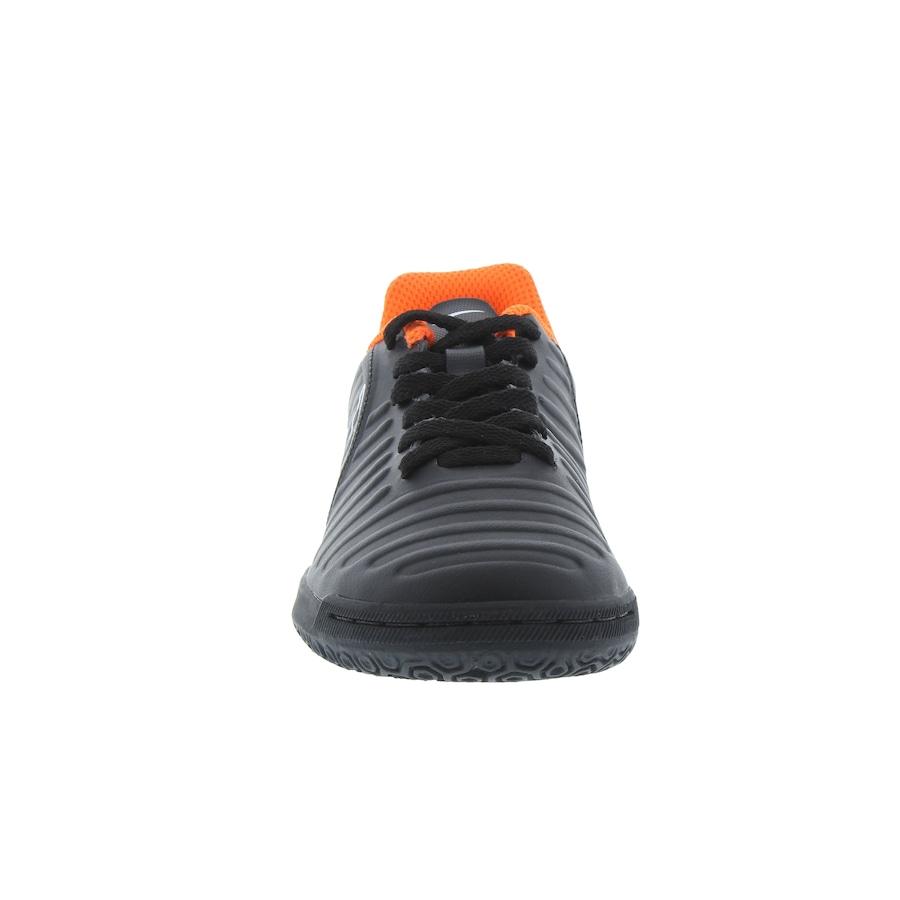 98eda7c9d Chuteira Futsal Nike Tiempo Legend X 7 Club IC - Infantil