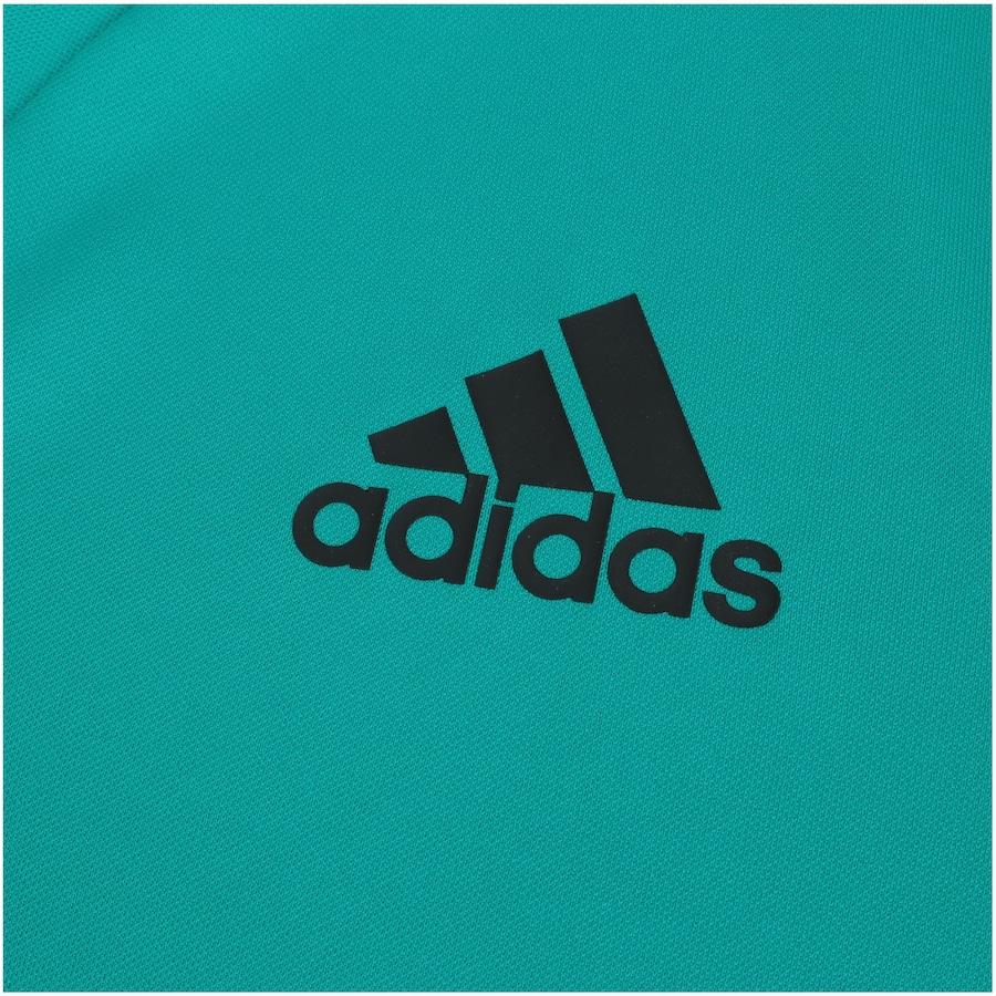 7b341adc86 Camisa Polo Real Madrid Viagem 17/18 adidas - Masculina