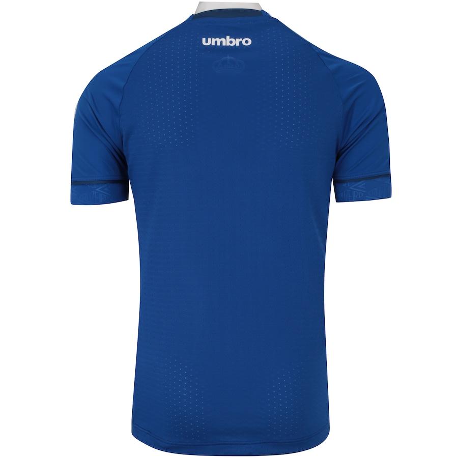 Camisa do Cruzeiro I 2018 Umbro - Infantil 5e0f1a9bb9745