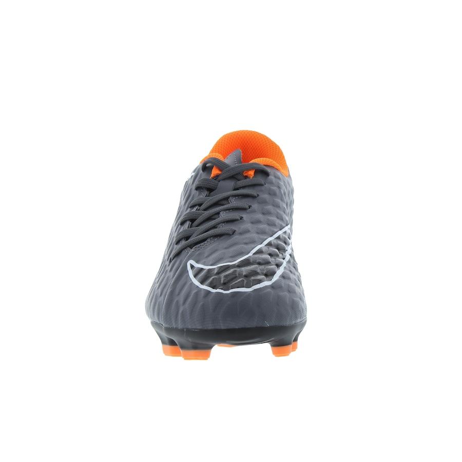 2c3ce017ef ... Chuteira de Campo Nike Hypervenom Phantom 3 Club FG - Adulto ...