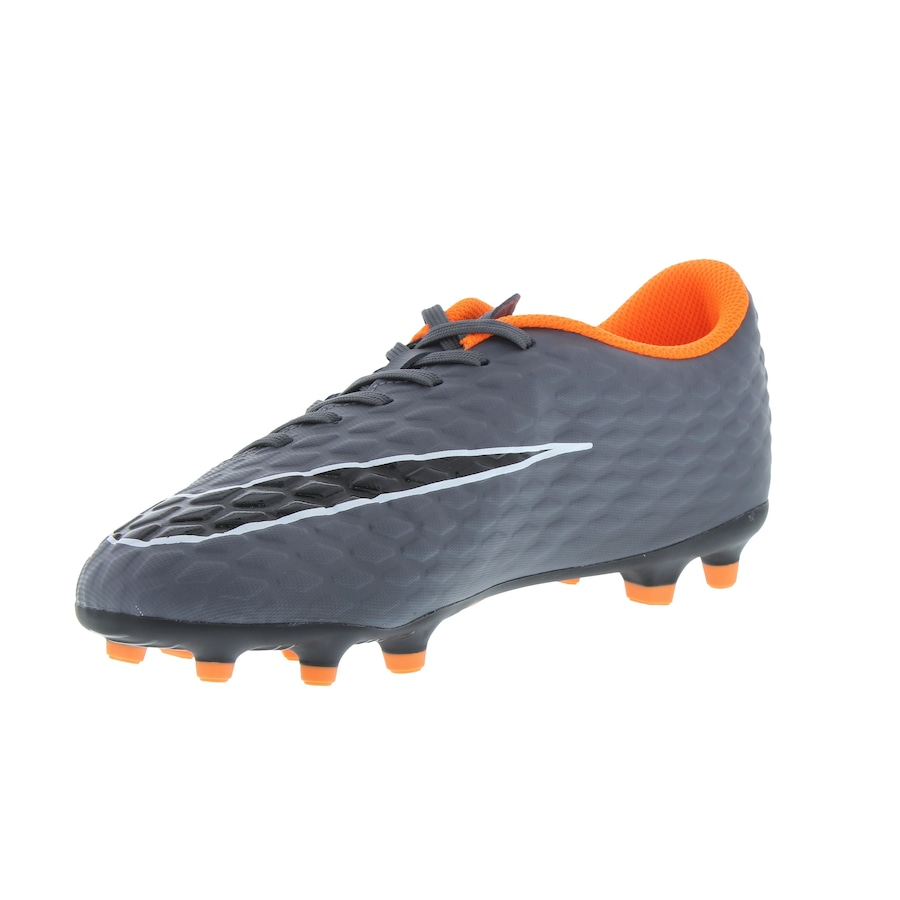27c676c8985a7 ... Chuteira de Campo Nike Hypervenom Phantom 3 Club FG - Adulto ...