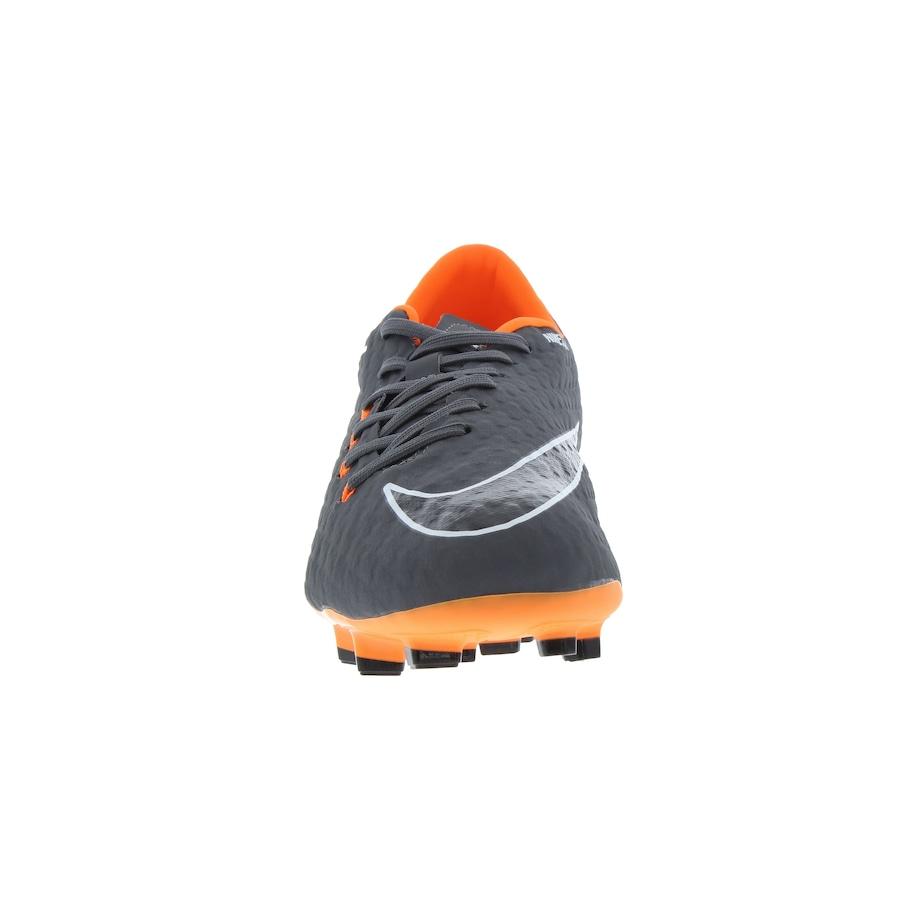 f0487289bd ... Chuteira de Campo Nike Hypervenom Phantom 3 Academy FG - Adulto ...
