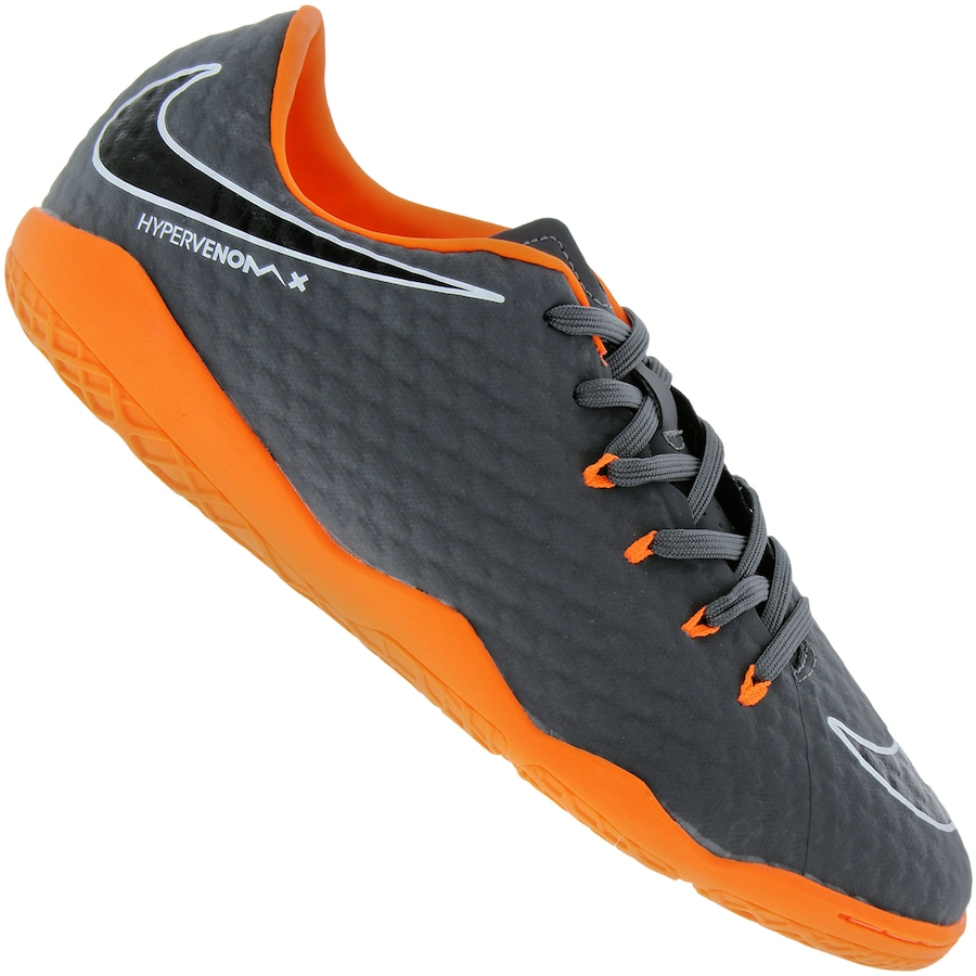 Chuteira Futsal Nike Hypervenom Phantom X 3 Academy IC - Ad 1d976c75519bb