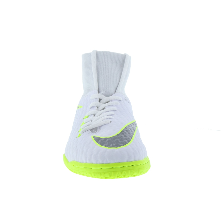 Chuteira Futsal Nike Hypervenom Phantom X 3 Academy DF IC - Infantil a636286e15c68
