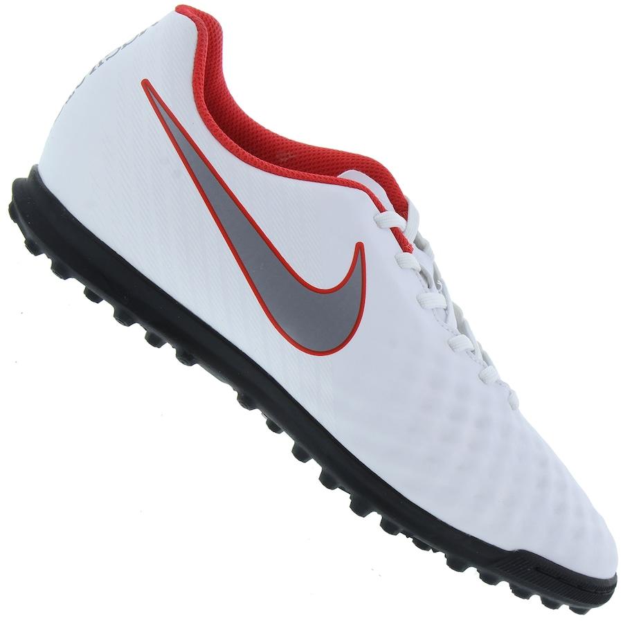 Chuteira Society Nike Magista Obra X 2 Club TF - Adulto fdc4dda030bdc
