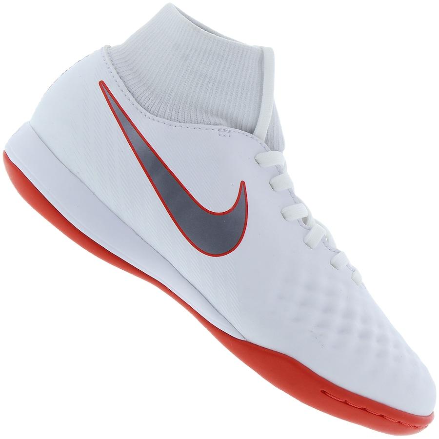 Chuteira Futsal Nike Magista Obra X 2 Academy DF IC Infanti 15fbd03a5f0da