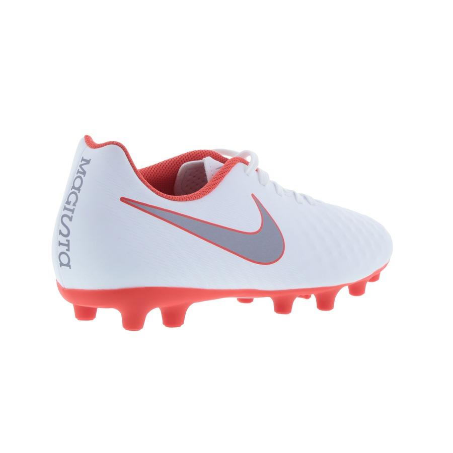 ba6e5c1b57 Chuteira de Campo Nike Magista Obra 2 Club FG - Adulto